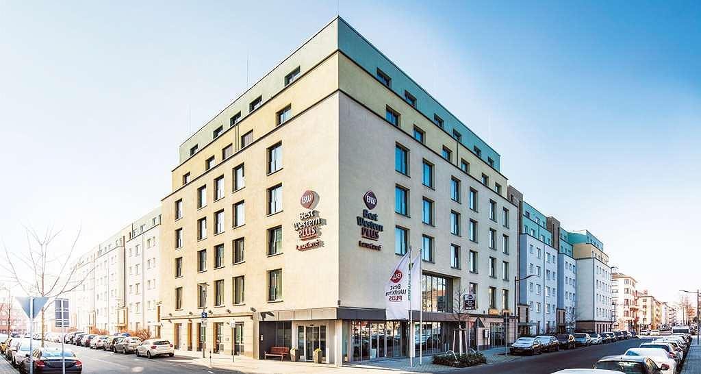 Best Western Plus Hotel LanzCarre - Hotel Exterior
