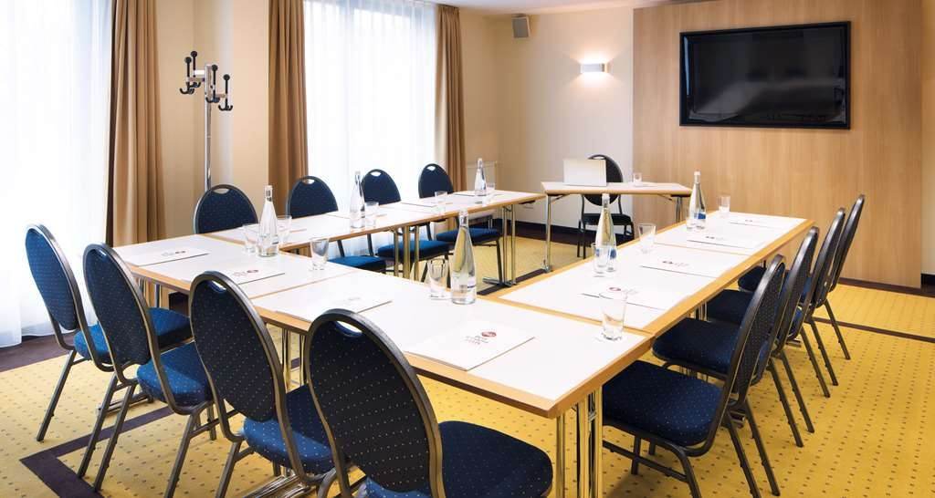Best Western Plus Hotel LanzCarre - Sala de reuniones
