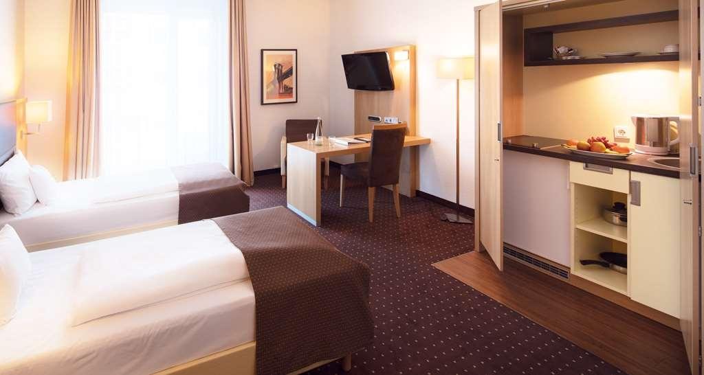 Best Western Plus Hotel LanzCarre - Chambres / Logements
