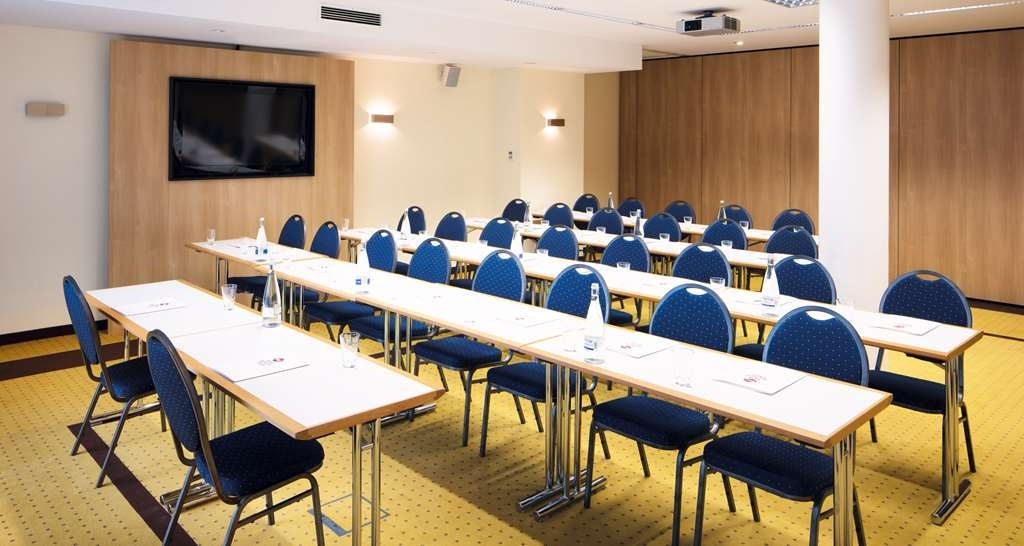 Best Western Plus Hotel LanzCarre - Salle de réunion