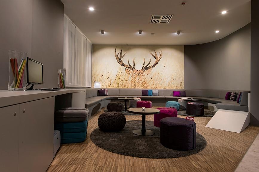 Best Western Hotel Rastatt - Vue du lobby