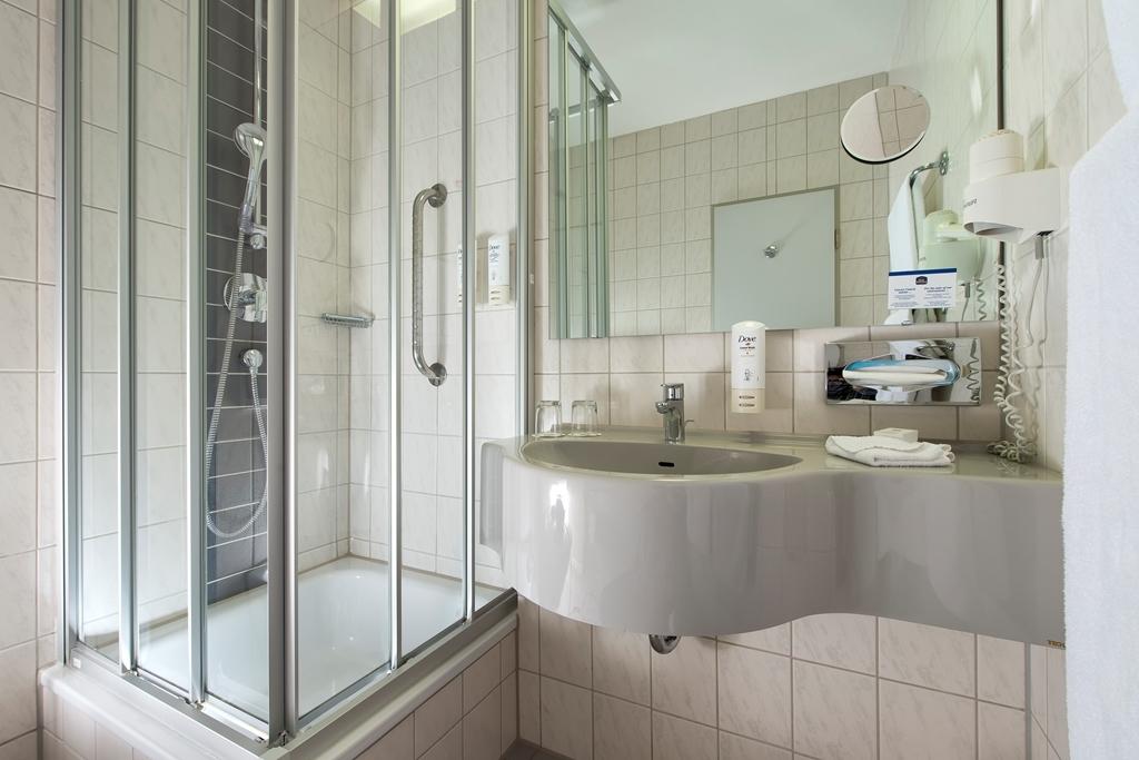 Best Western Hotel Rastatt - Salle de bain