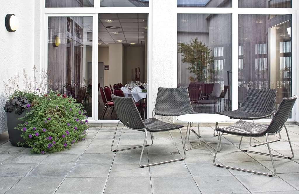 Best Western Hotel Rastatt - Terrace