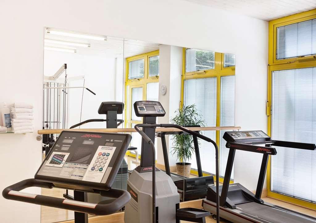 Best Western Premier Grand Hotel Russischer Hof - exercise chambre