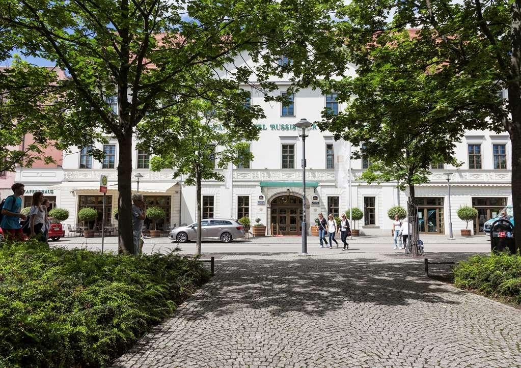 Best Western Premier Grand Hotel Russischer Hof - Exterior view