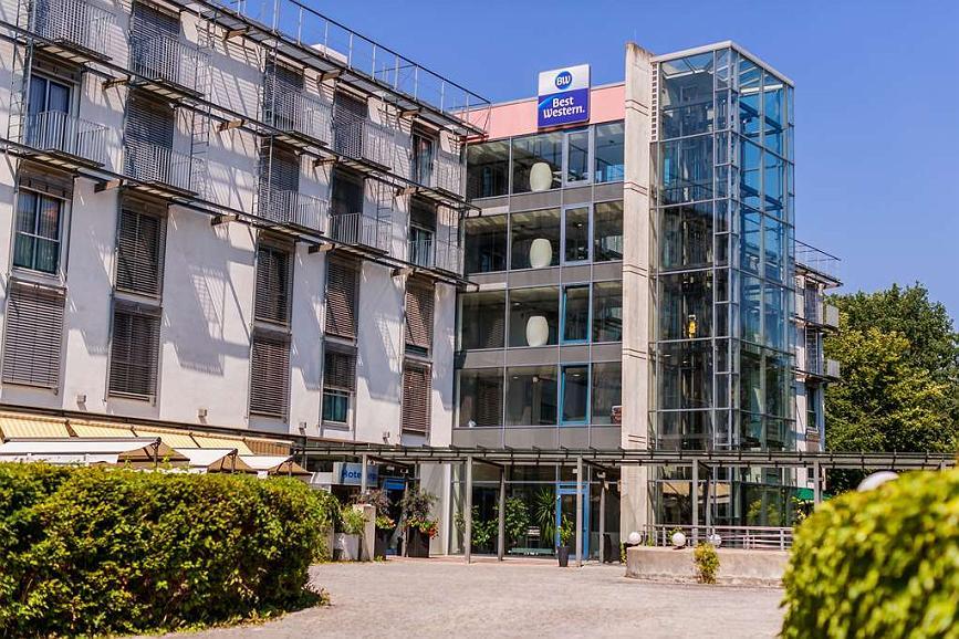 Hotel En Ditzingen Best Western Plazahotel Stuttgart Ditzingen