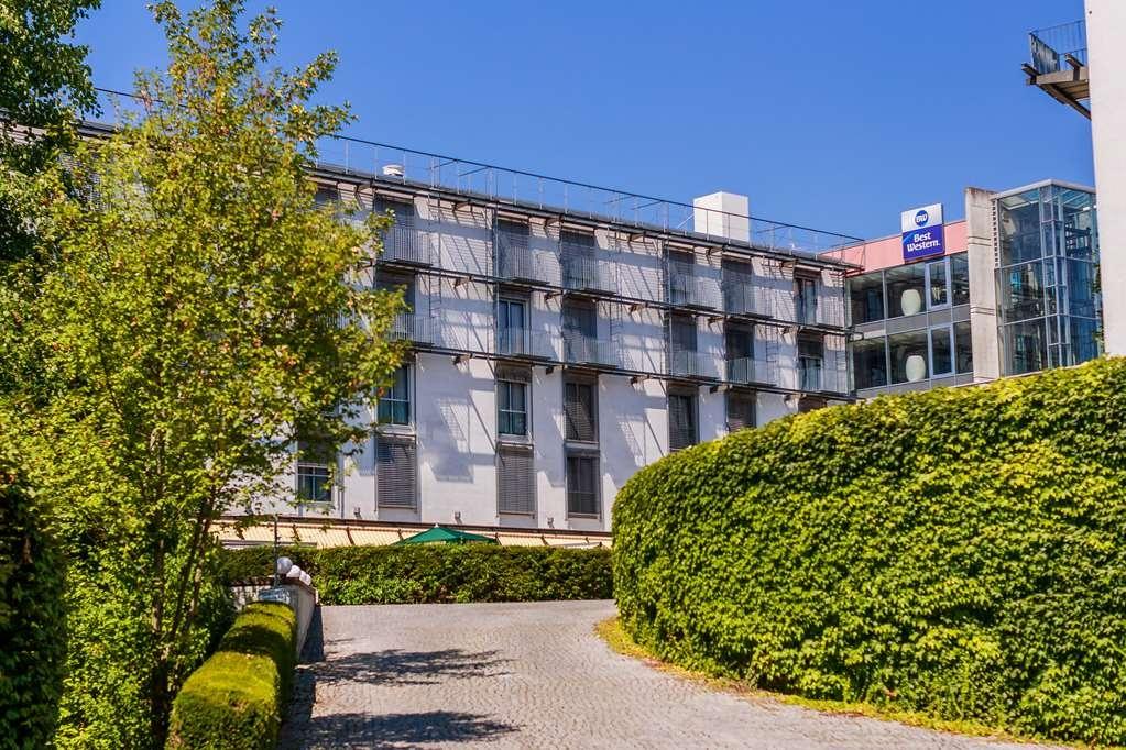 Best Western Plazahotel Stuttgart-Ditzingen - Facciata dell'albergo