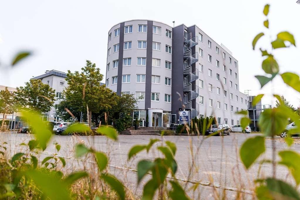 Best Western Plazahotel Stuttgart-Filderstadt - Facciata dell'albergo