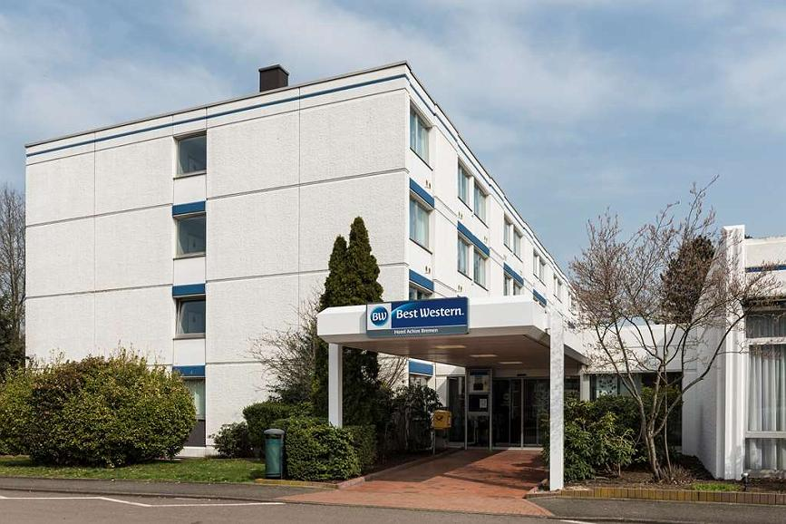 Best Western Hotel Achim Bremen - Vista exterior