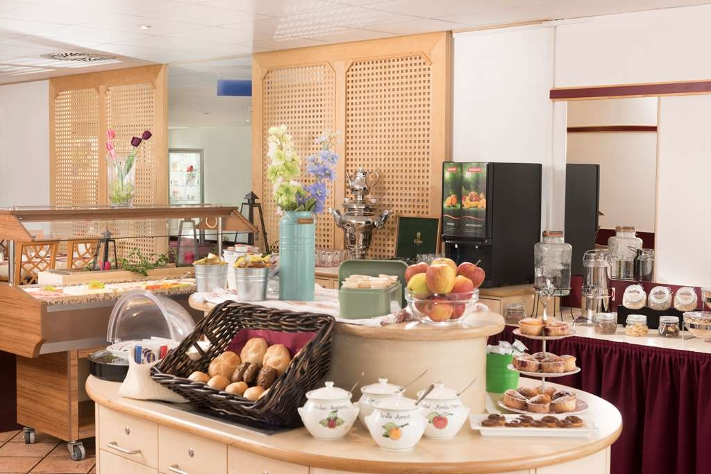 Best Western Hotel Achim Bremen - breakfast area