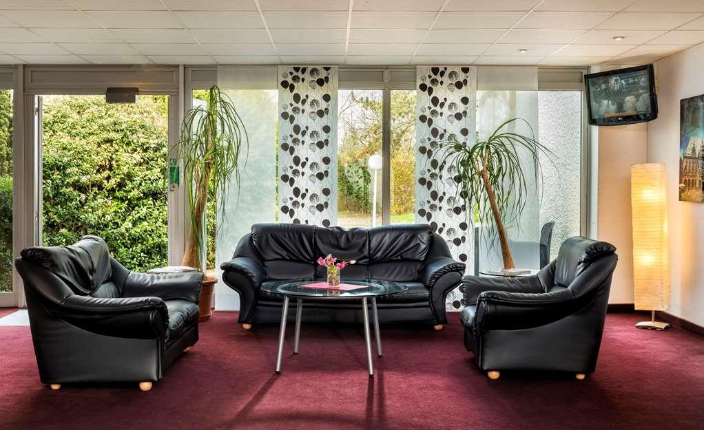 Best Western Hotel Achim Bremen - Vue du lobby