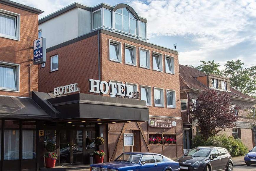 Best Western Hotel Heide - Aussenansicht