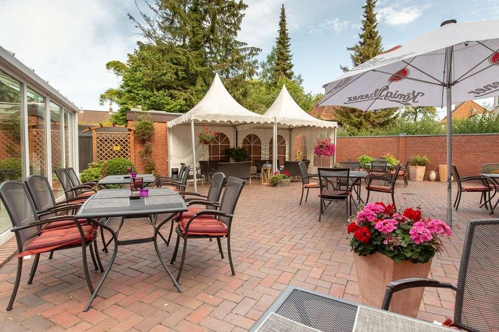 Best Western Hotel Heide - terrace