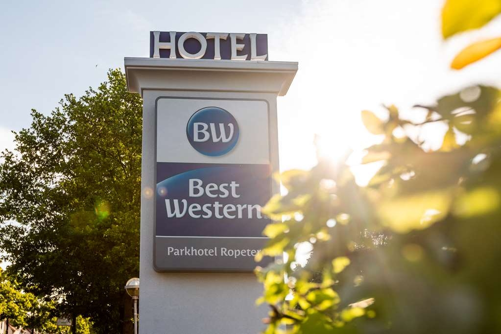 Best Western Parkhotel Ropeter - exterior