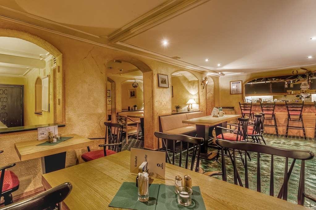 Best Western Parkhotel Ropeter - Bar/Lounge