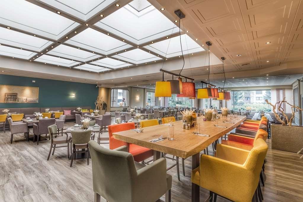 Best Western Parkhotel Ropeter - Restaurante/Comedor