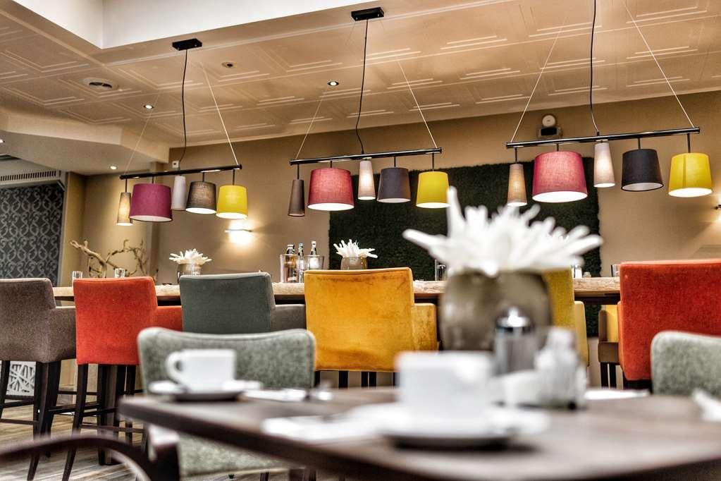 Best Western Parkhotel Ropeter - Restaurant