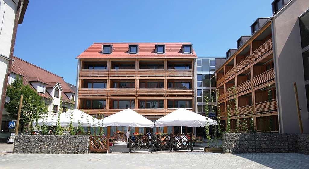 Best Western Plus BierKulturHotel Schwanen - Area esterna