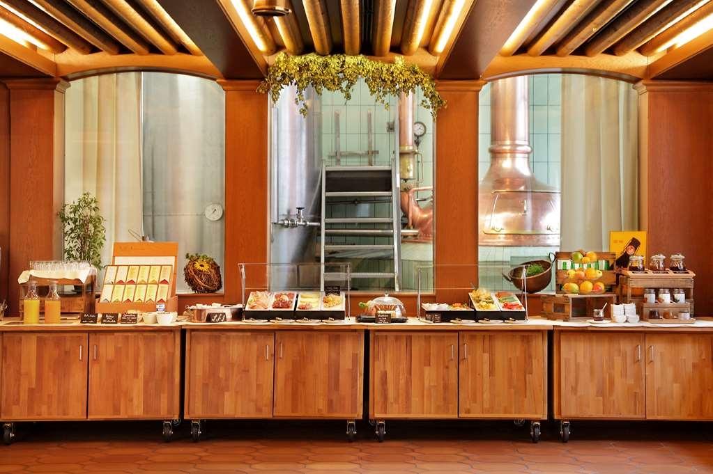 Best Western Plus BierKulturHotel Schwanen - Prima colazione a buffet