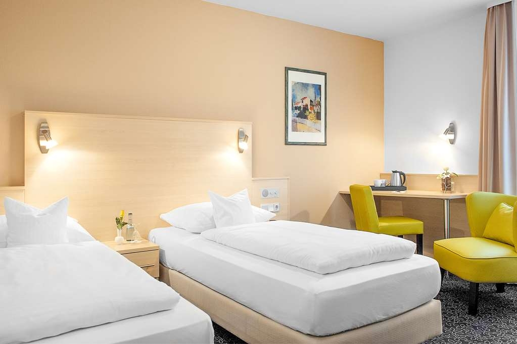 Best Western Hotel Favorit - Chambres / Logements
