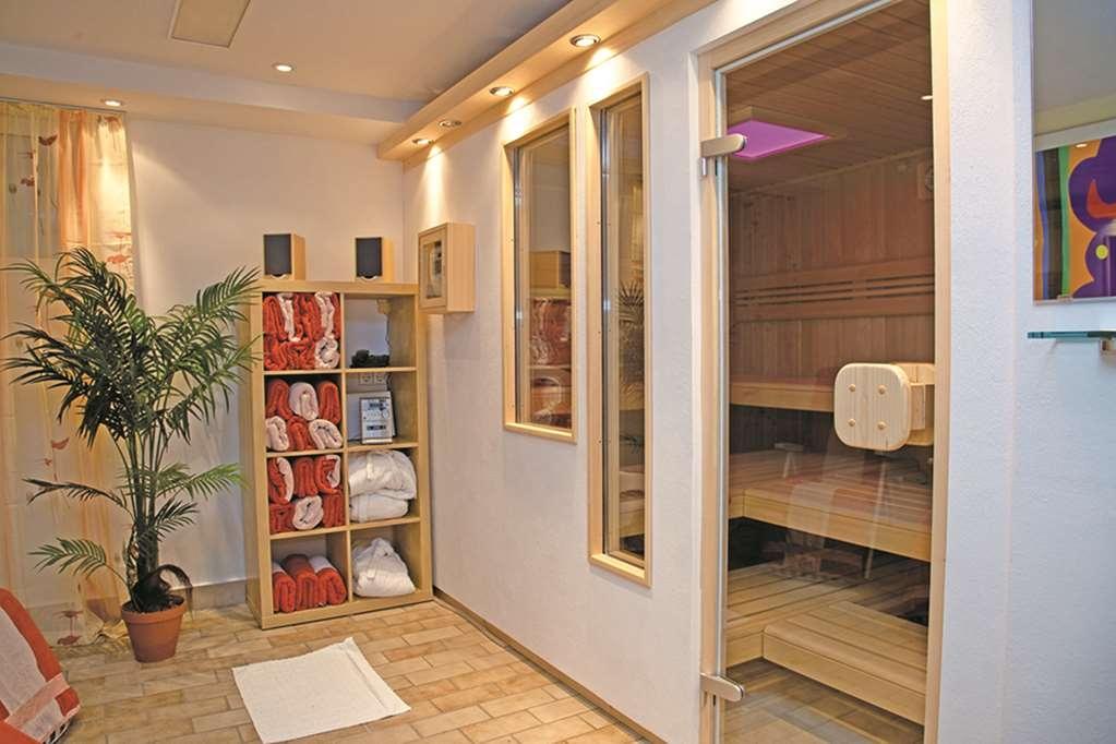 Best Western Hotel Favorit - Sauna
