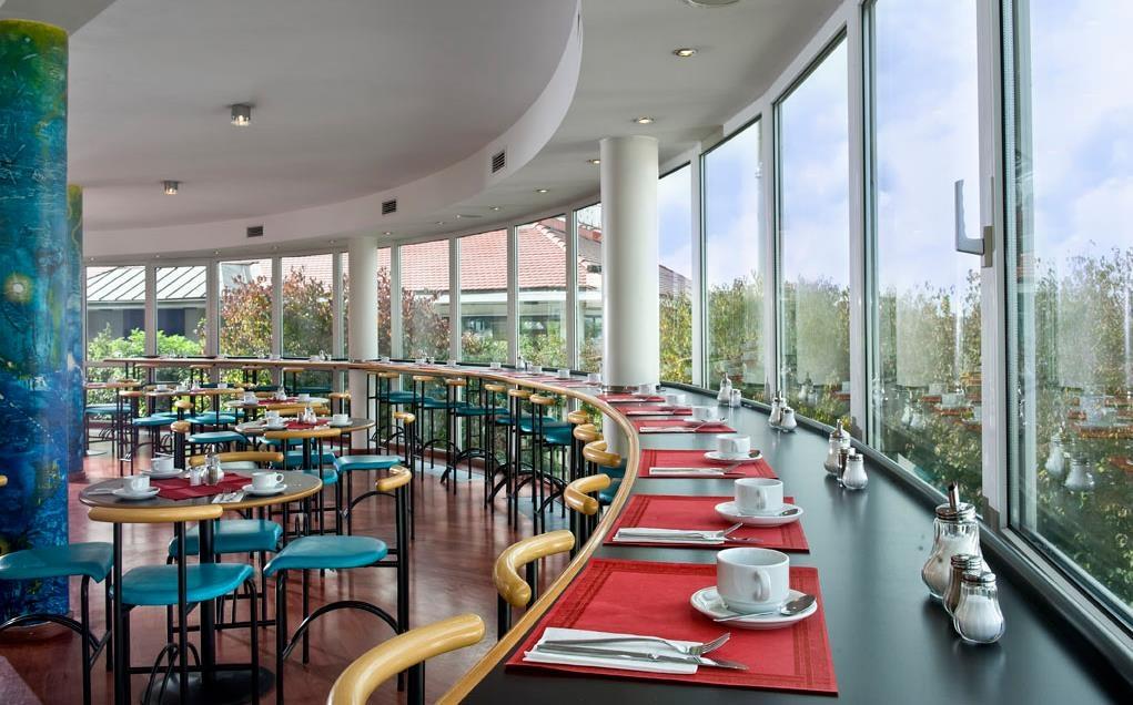 Best Western Hotel Dasing Augsburg - Restaurantes