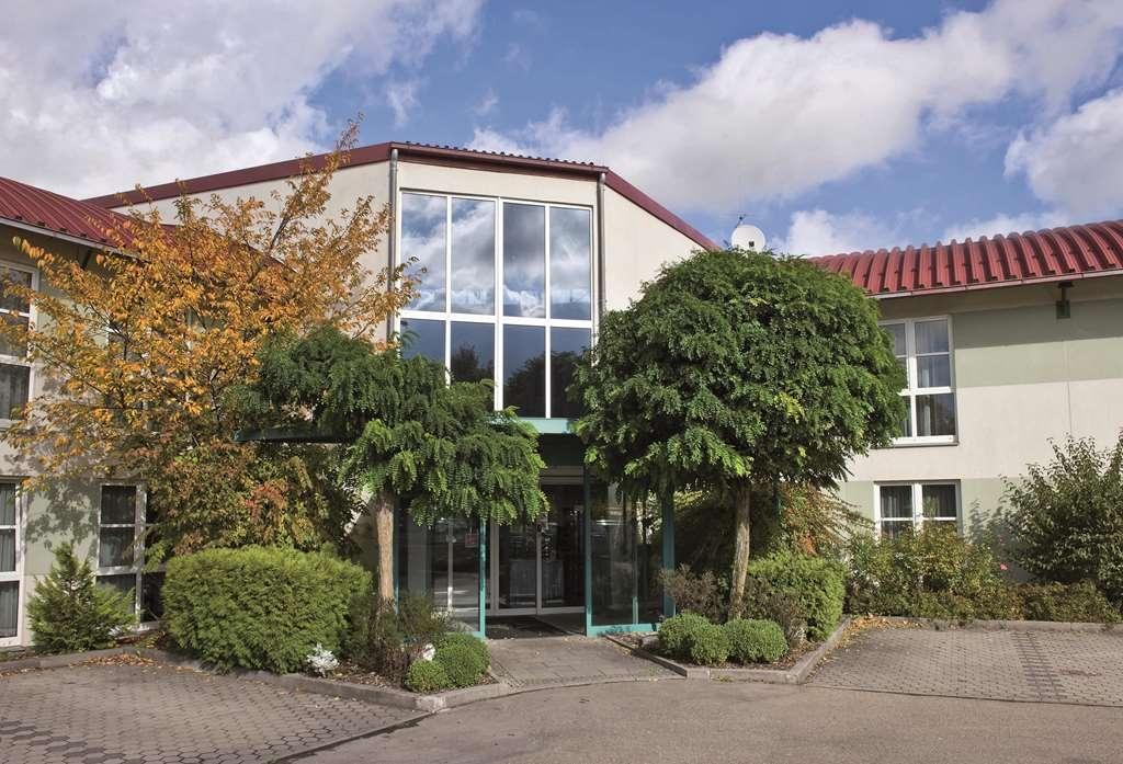 Best Western Hotel Dasing Augsburg - Vista Exterior