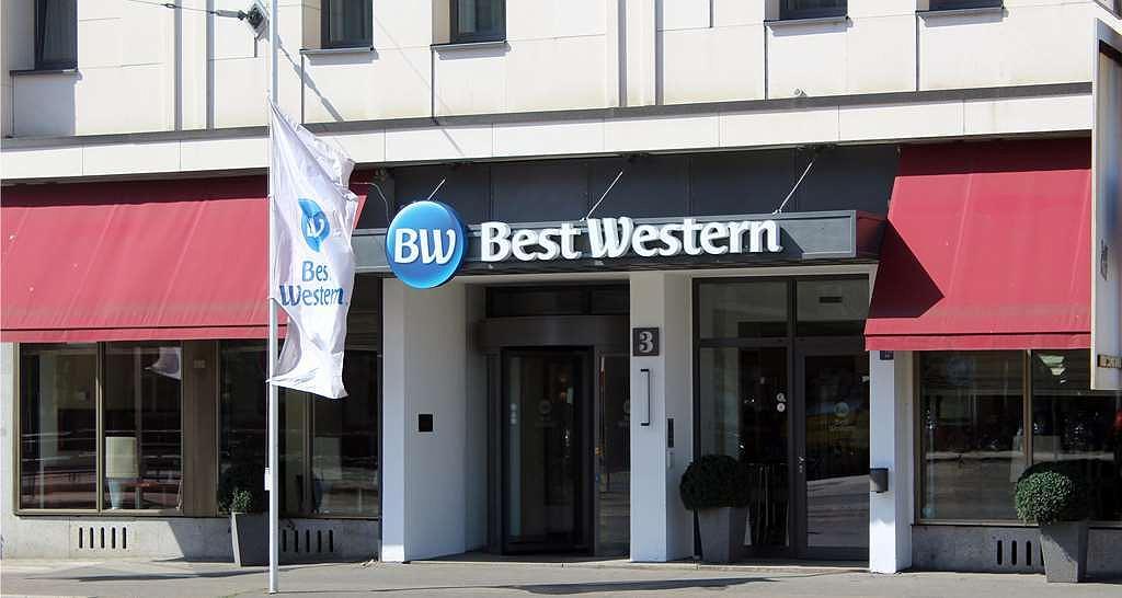Best Western Hotel Leipzig City Center - Hotel Exterior