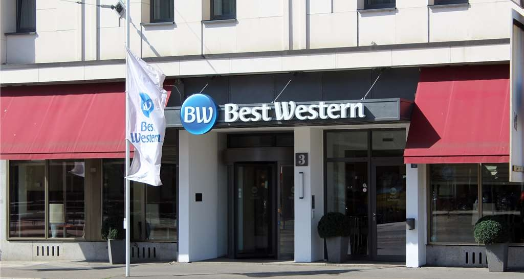 Best Western Hotel Leipzig City Center - Hotel Exterior