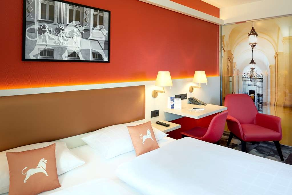 Best Western Hotel Leipzig City Center - Chambres / Logements