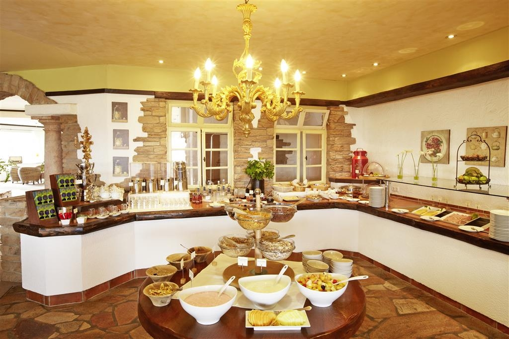Best Western Hotel Mainz - Dining