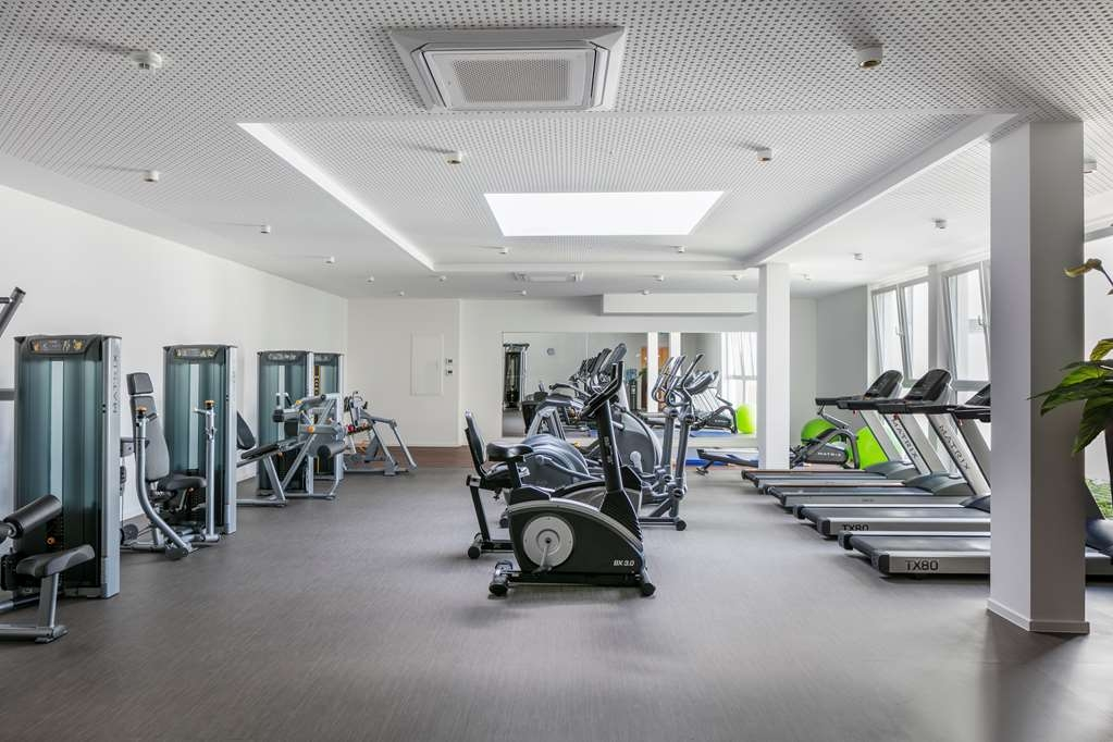 Best Western Hotel Mainz - gym