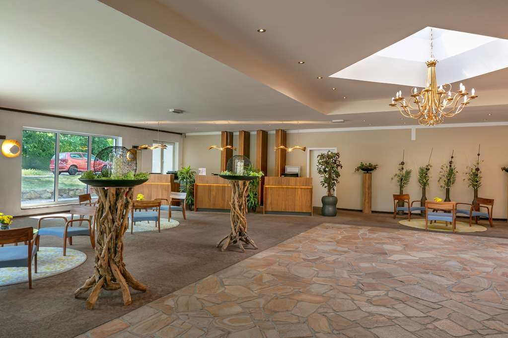 Best Western Hotel Mainz - Hall