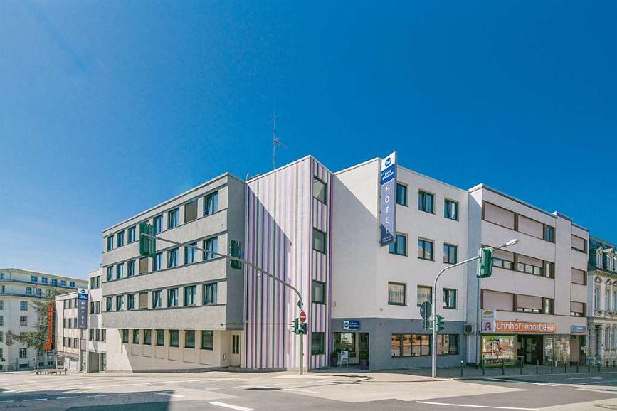 Best Western City Hotel Pirmasens - Aussenansicht