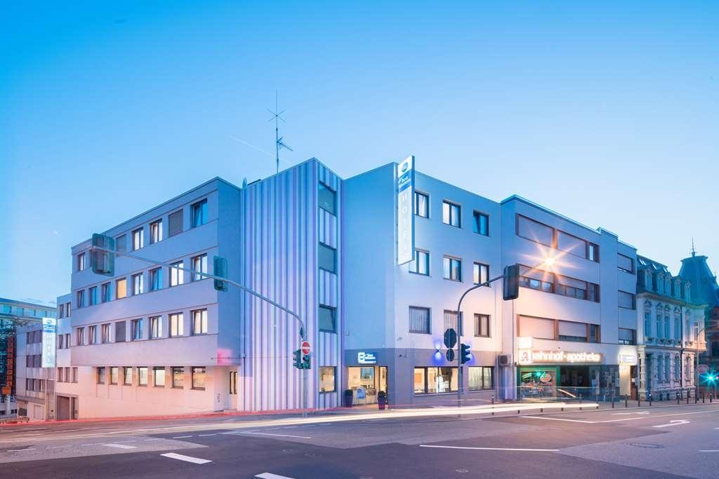 Best Western City Hotel Pirmasens - Façade