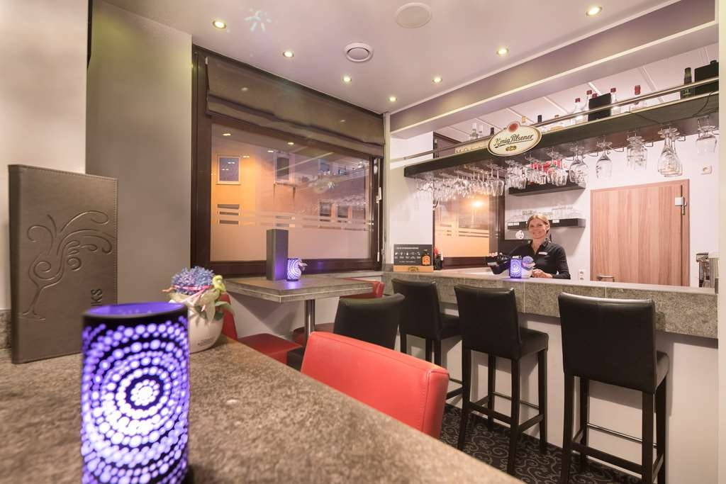 Best Western City Hotel Pirmasens - bar