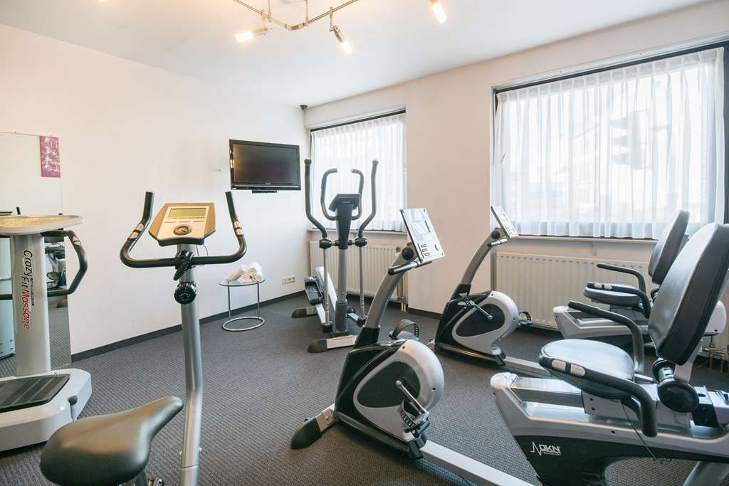 Best Western City Hotel Pirmasens - gym