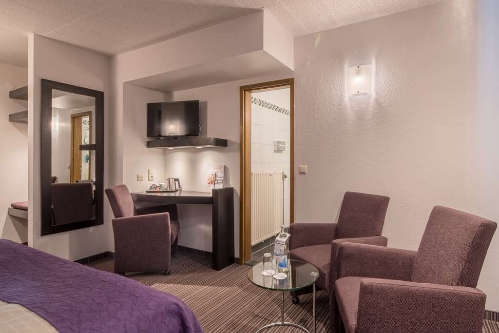 Best Western City Hotel Pirmasens - guest room