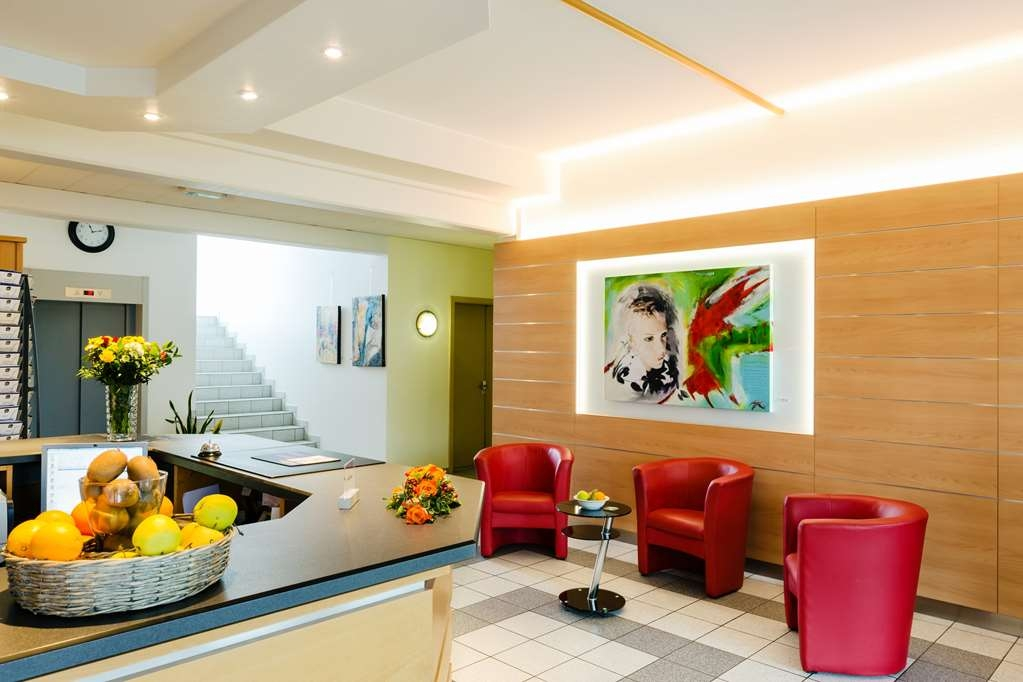 Best Western Euro Hotel - Vue du lobby