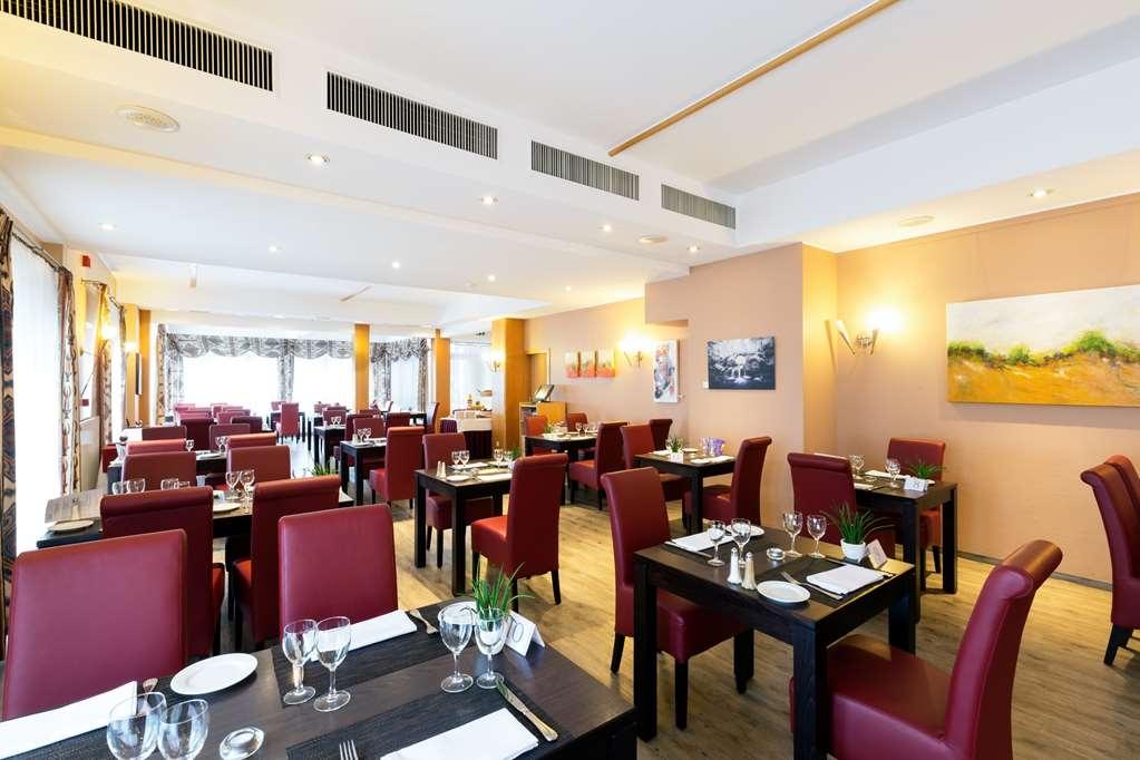 Best Western Euro Hotel - Restaurant