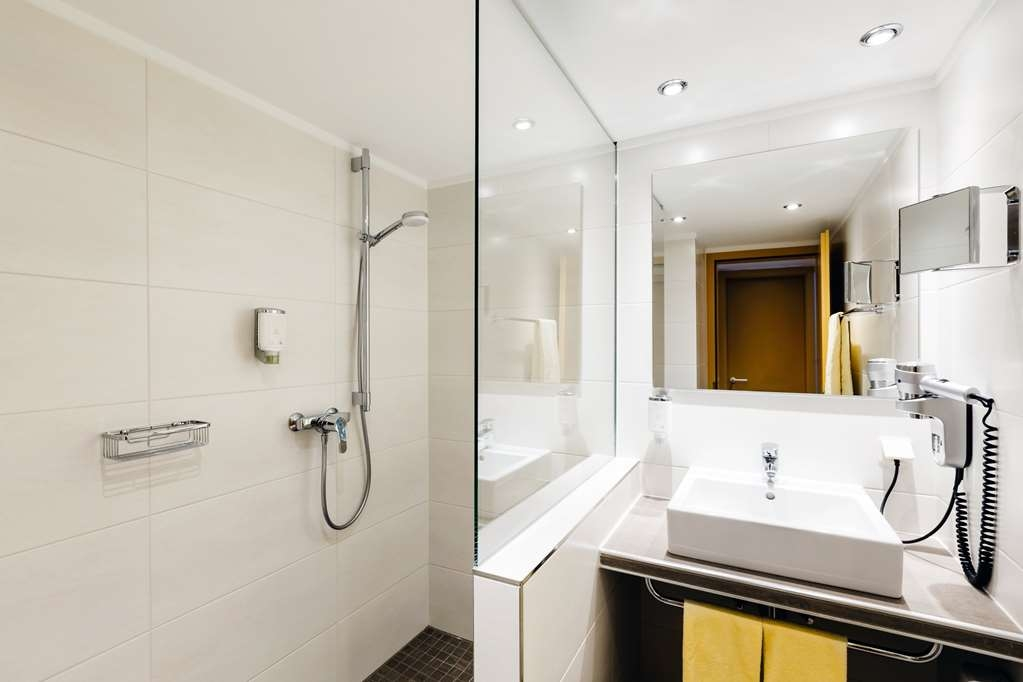 Best Western Euro Hotel - Salle de bain
