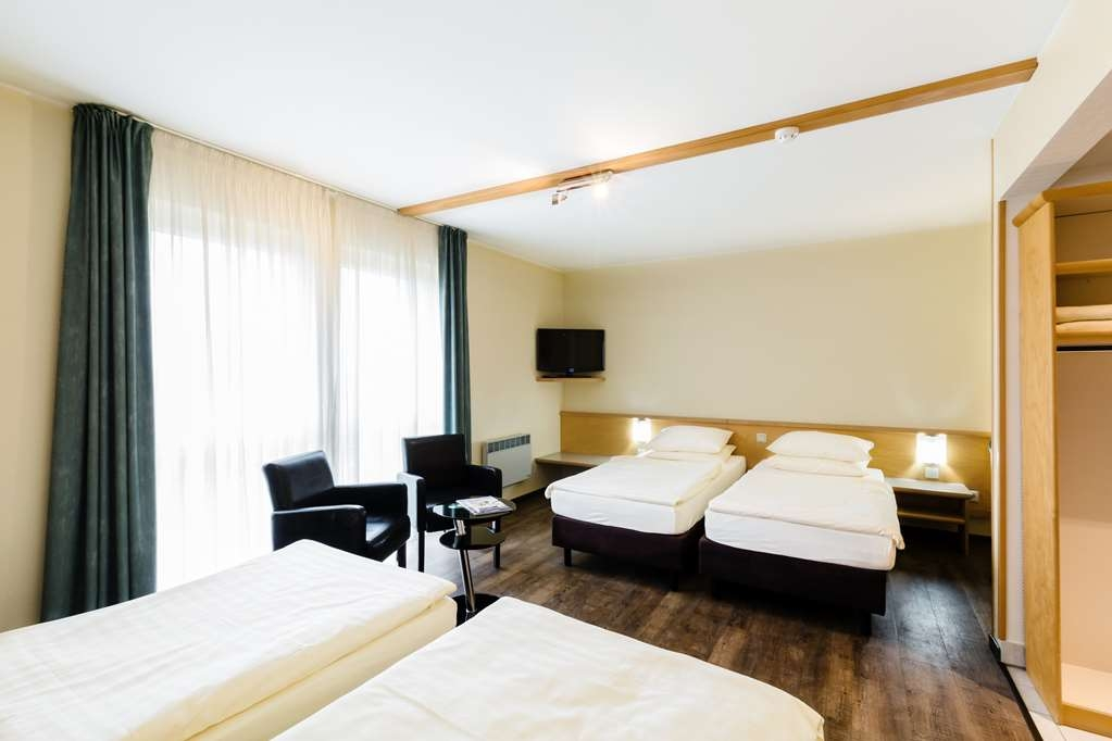 Best Western Euro Hotel - Chambres / Logements