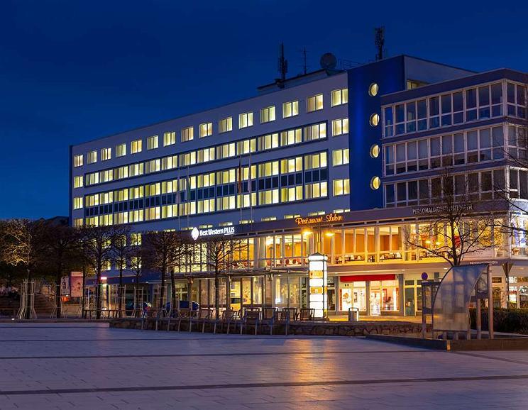 Best Western Plus Hotel Bautzen - Area esterna