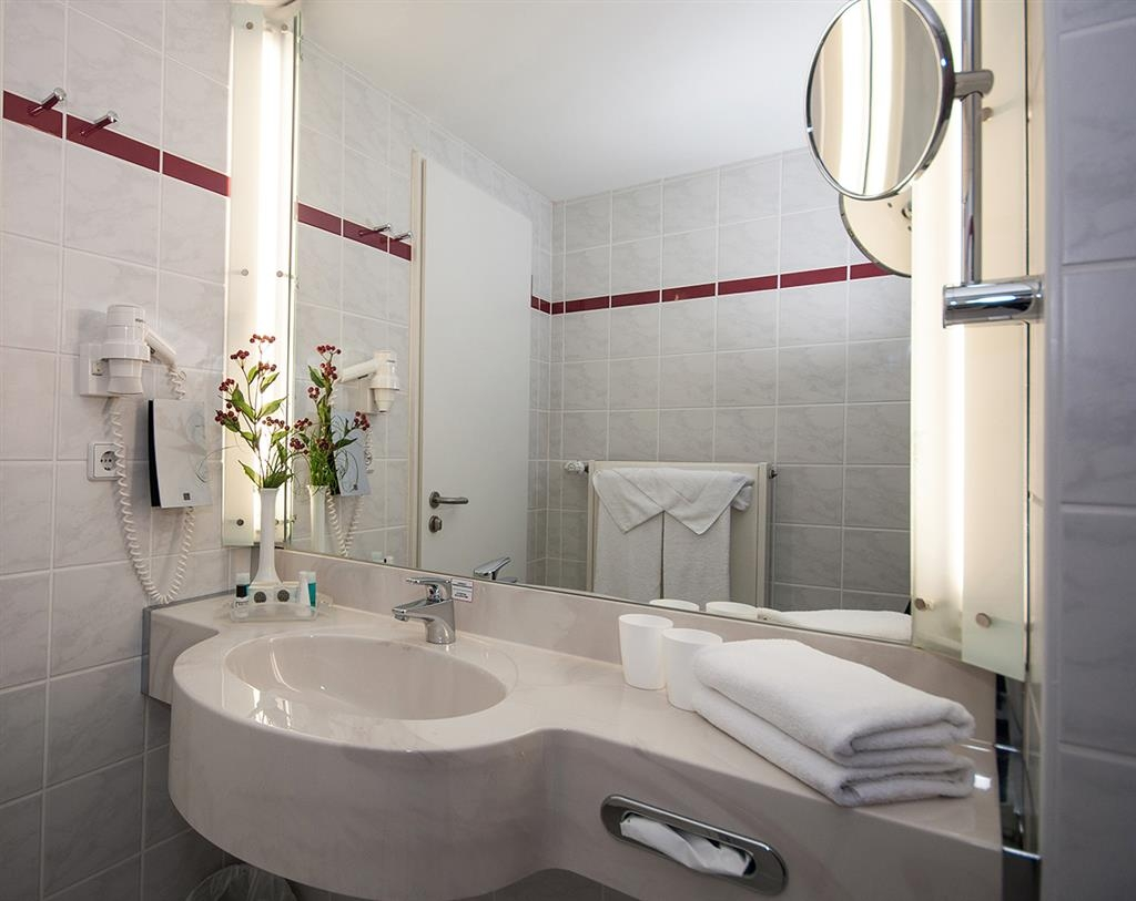 Best Western Plus Hotel Bautzen - Cuarto de baño