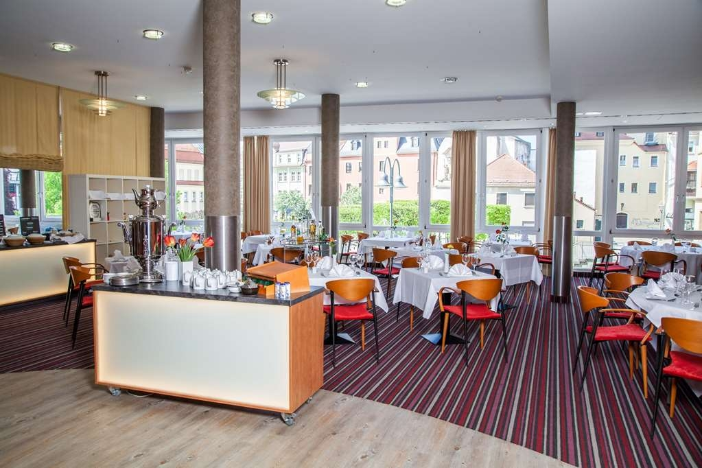 Best Western Plus Hotel Bautzen - Dining Area
