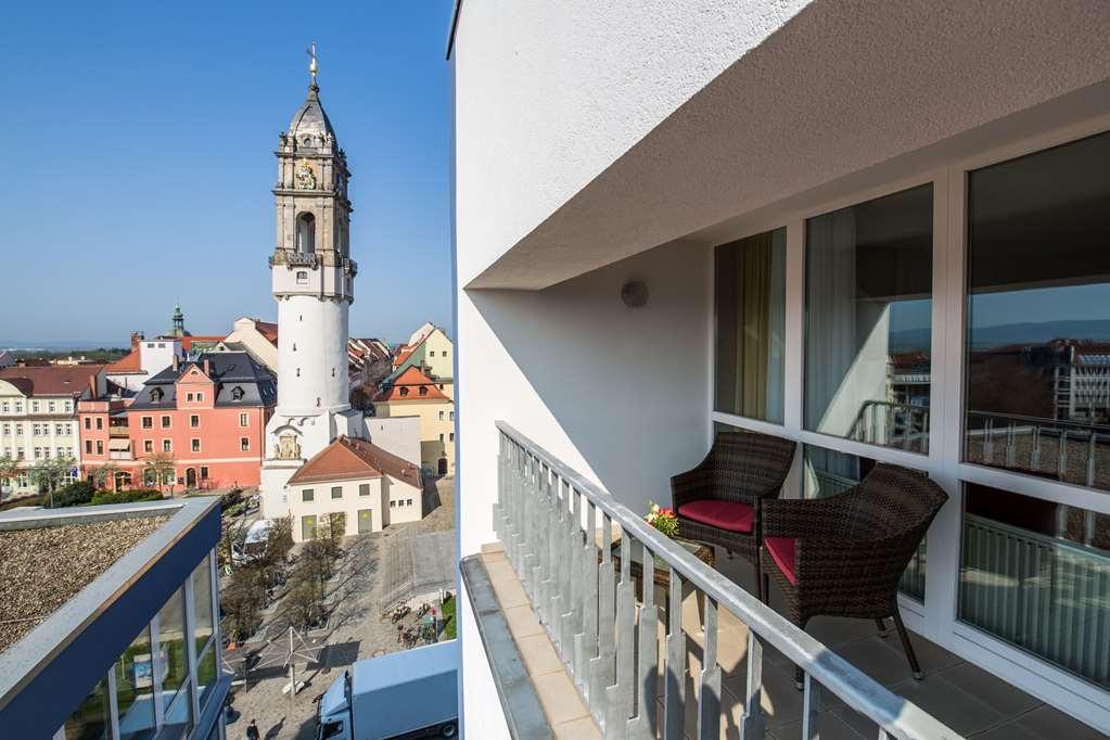 Best Western Plus Hotel Bautzen - guest room balcony