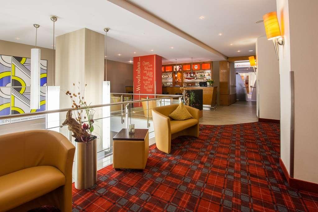 Best Western Plus Hotel Bautzen - Vista del vestíbulo