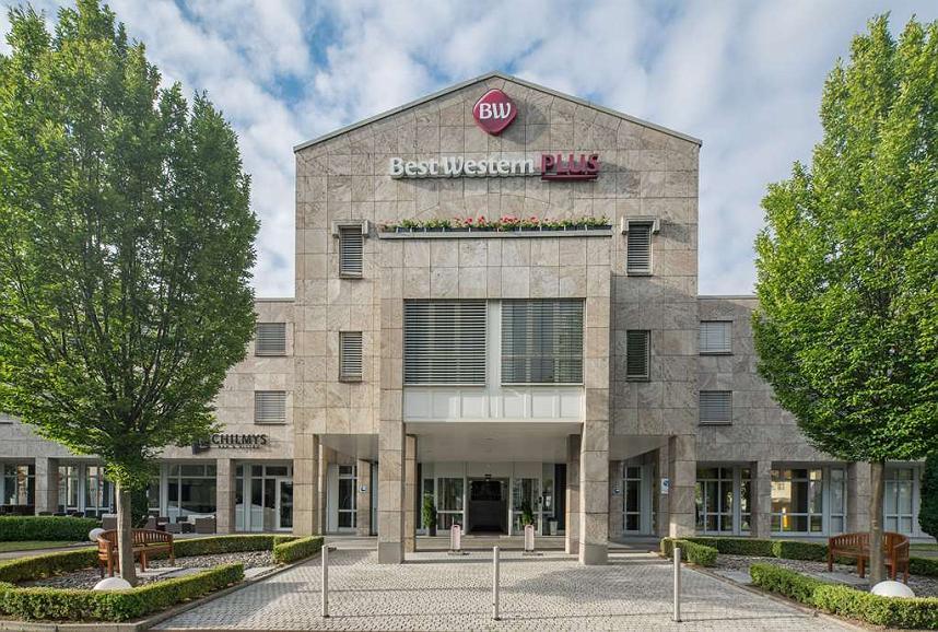 Best Western Plus Hotel Fellbach-Stuttgart - Façade