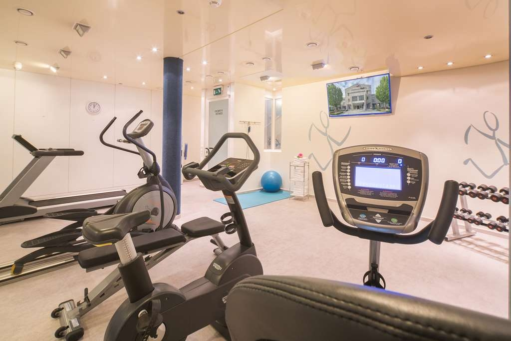 Best Western Plus Hotel Fellbach-Stuttgart - health club