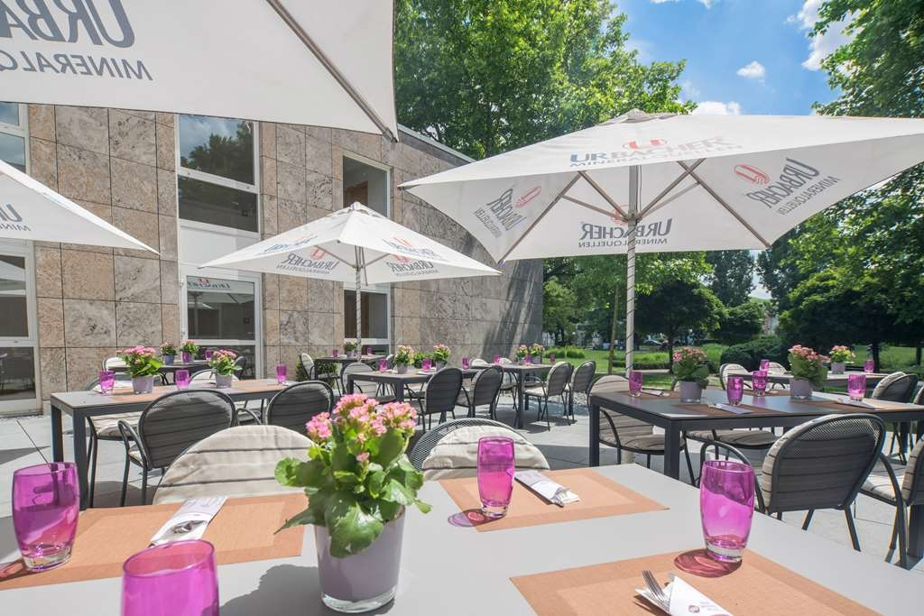 Best Western Plus Hotel Fellbach-Stuttgart - terrace